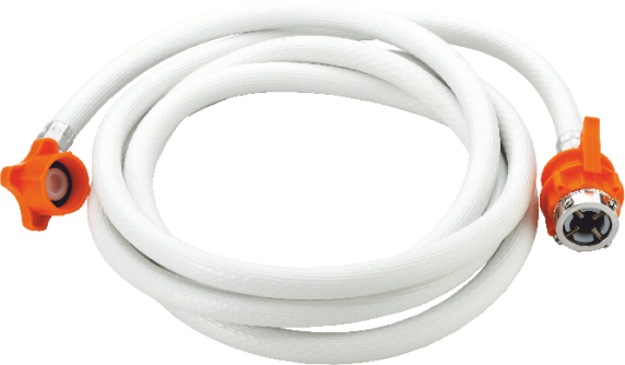 Washing Machine Inlet Hose Pipe For Fully Automatic  5 Meter