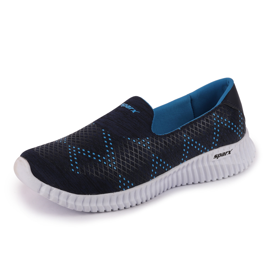 Sparx Womens Navy Blue Running Shoes