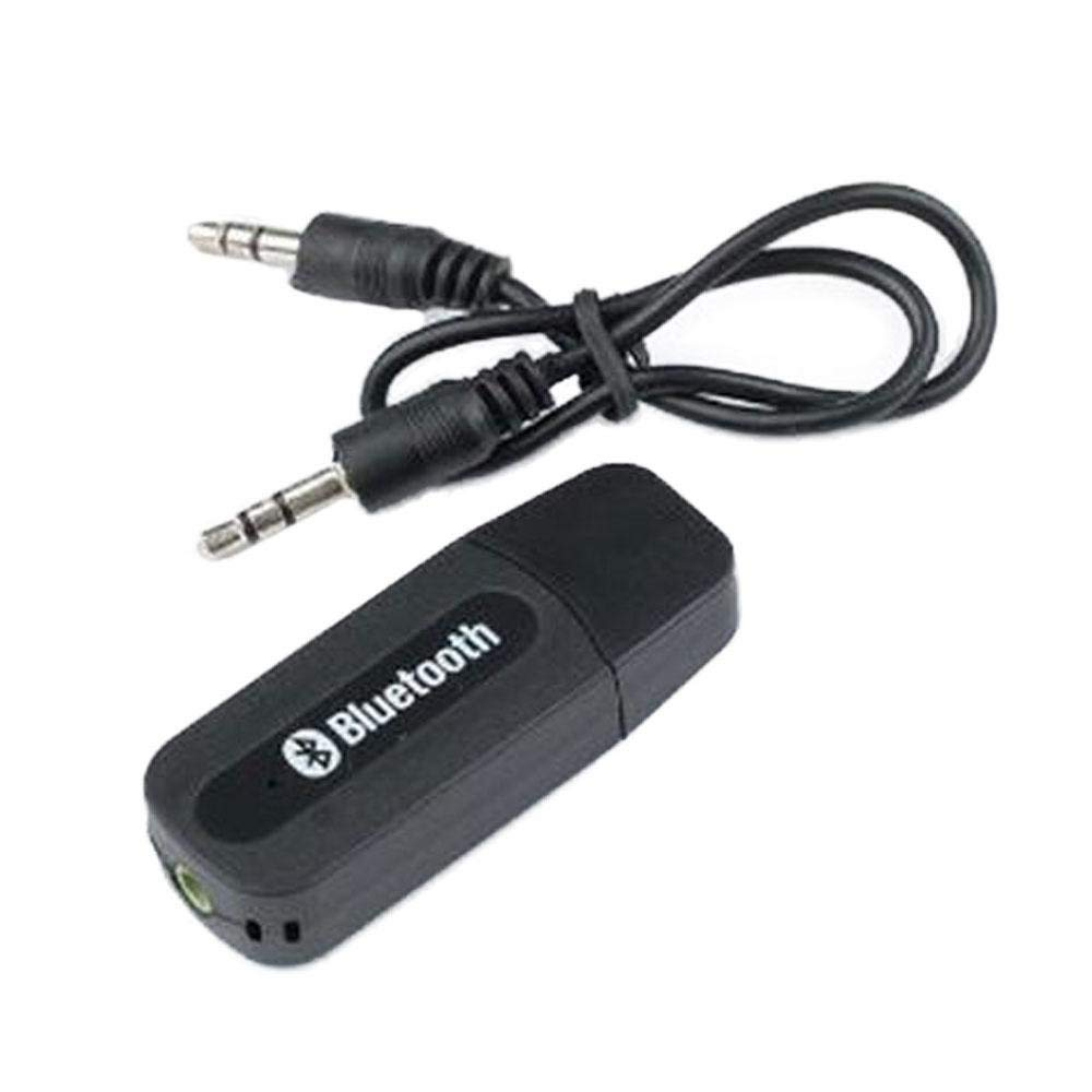 Bluetooth Car Bluetooth Device with Audio Receiver, USB Cable, 3.5mm Connector