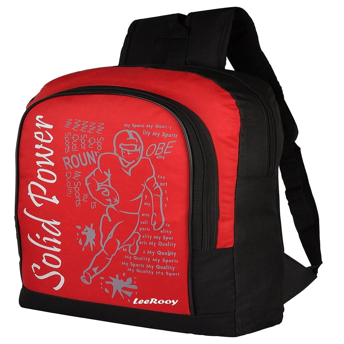 leerooy school bag laptop bag travel bag.