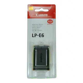 Canon LP E6 Battery for Canon 70D 60D 7D 6D 5D Mark II III