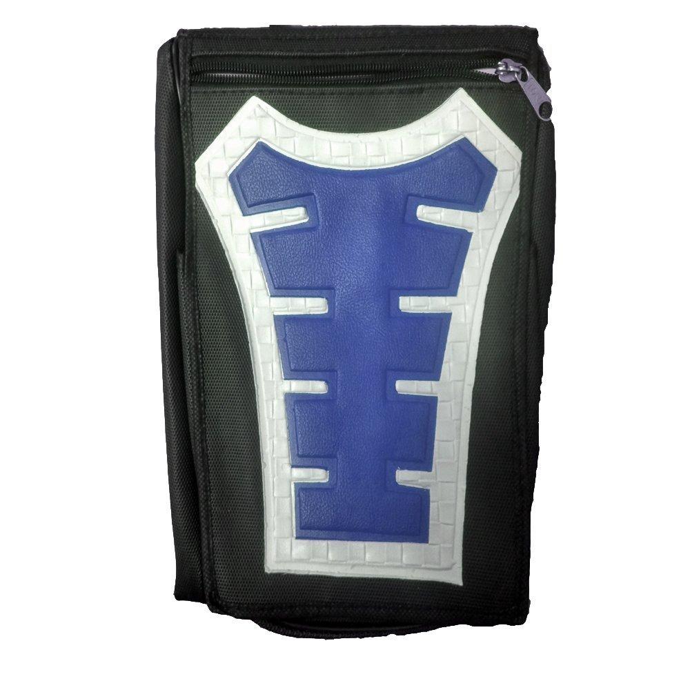 Shaurya Creation Utility Big Tank bag Blue For Yamaha Fazer