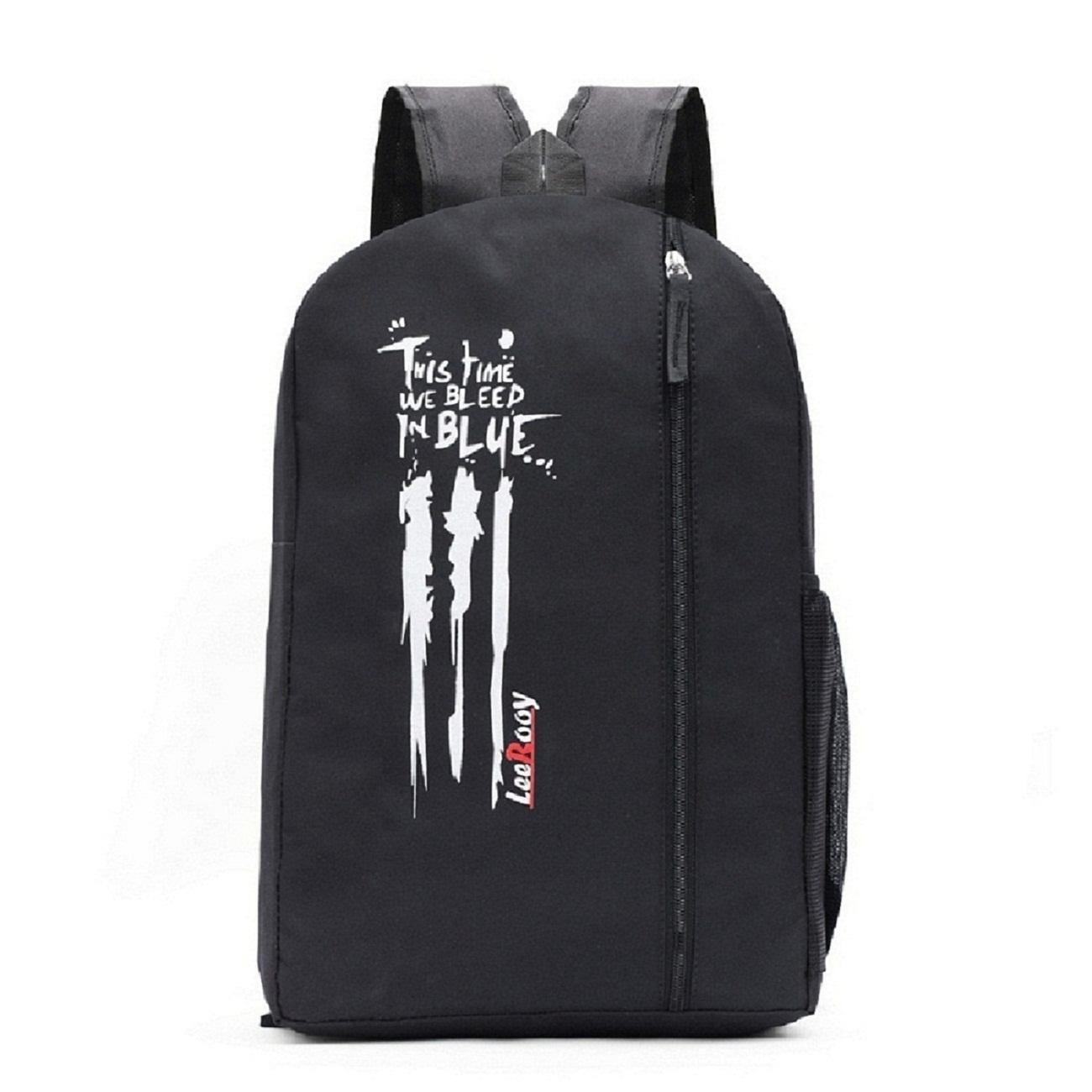 Leerooy laptop bag school bag college bag