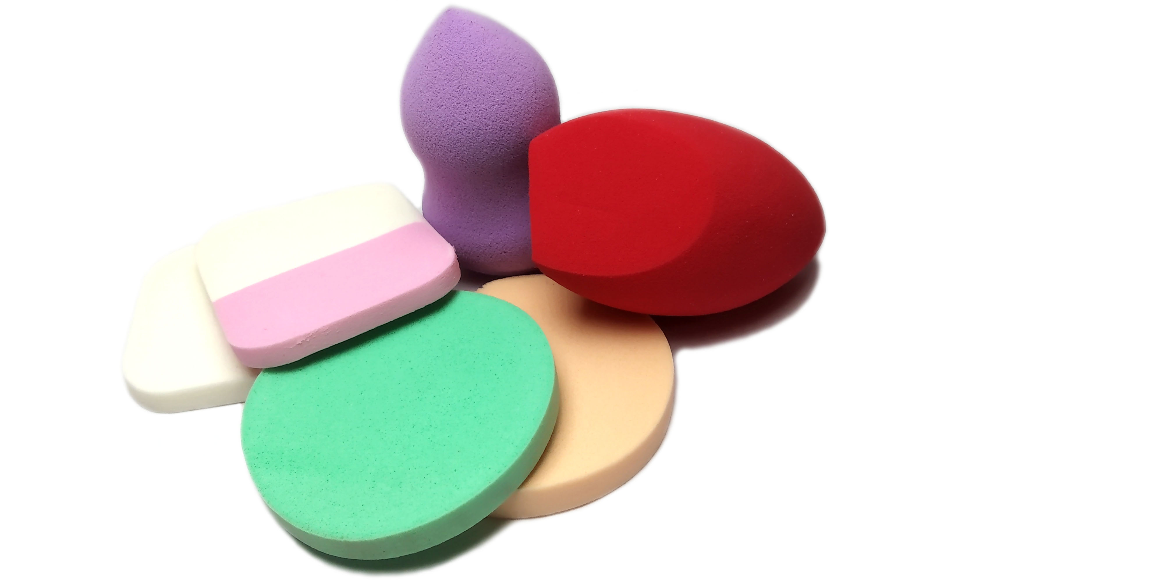 Beauty Blender Makeup Sponge Set Of 6