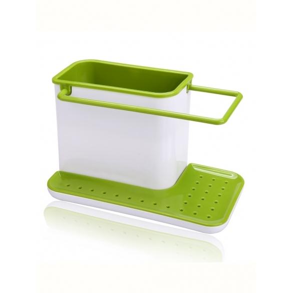 Multi function Plastic Racks Kitchen Gadgets Organizer Storage Sink Utensils Holders Drainer