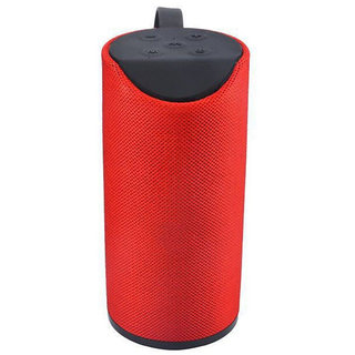Rv Marketing Portable Bluetooth Speaker with USB/ Micro SD Card/AUX Multimedia Speaker System Super Bass Assorted color