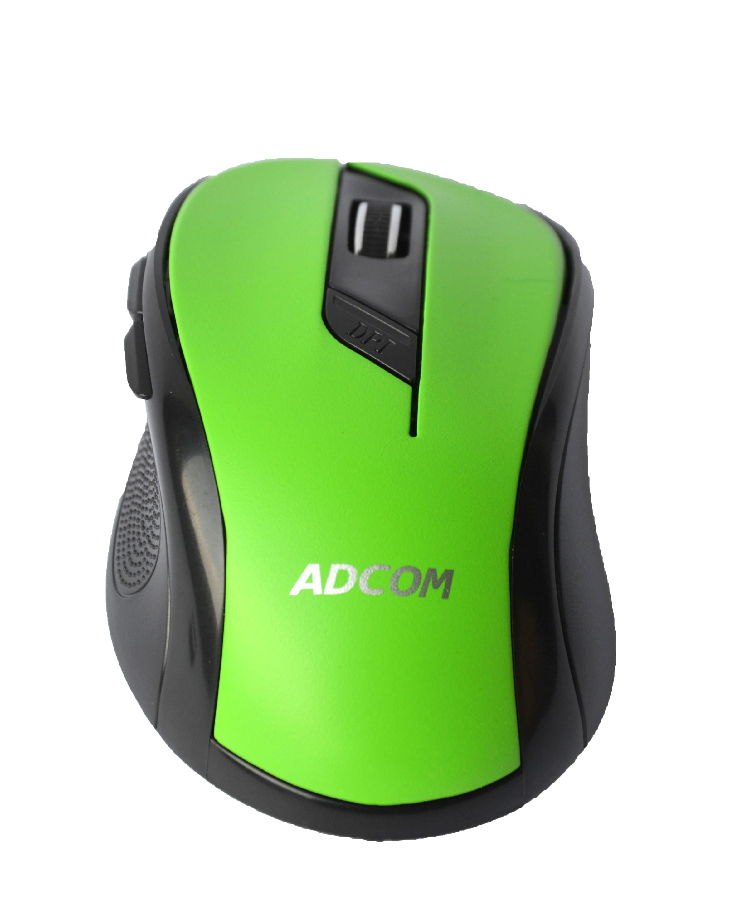 Adcom AD 6516W Wireless Mouse Portable Mobile Optical Mouse with USB Receiver.