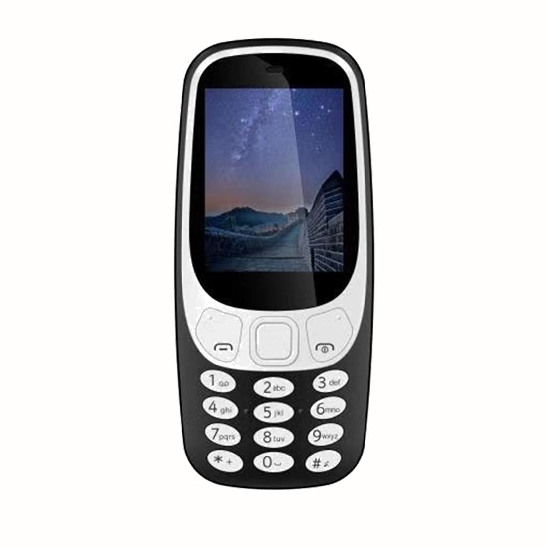 I Kall K71 Single SIM 1.8 inch Without Camera