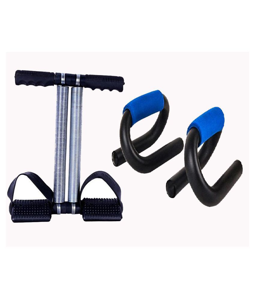 love4ride Carpoint Combo Push Up Bar With Double Trimmer