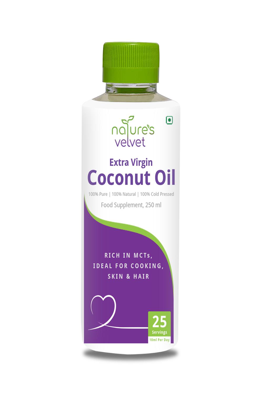 Coconut Oil Virgin, 250 Ml