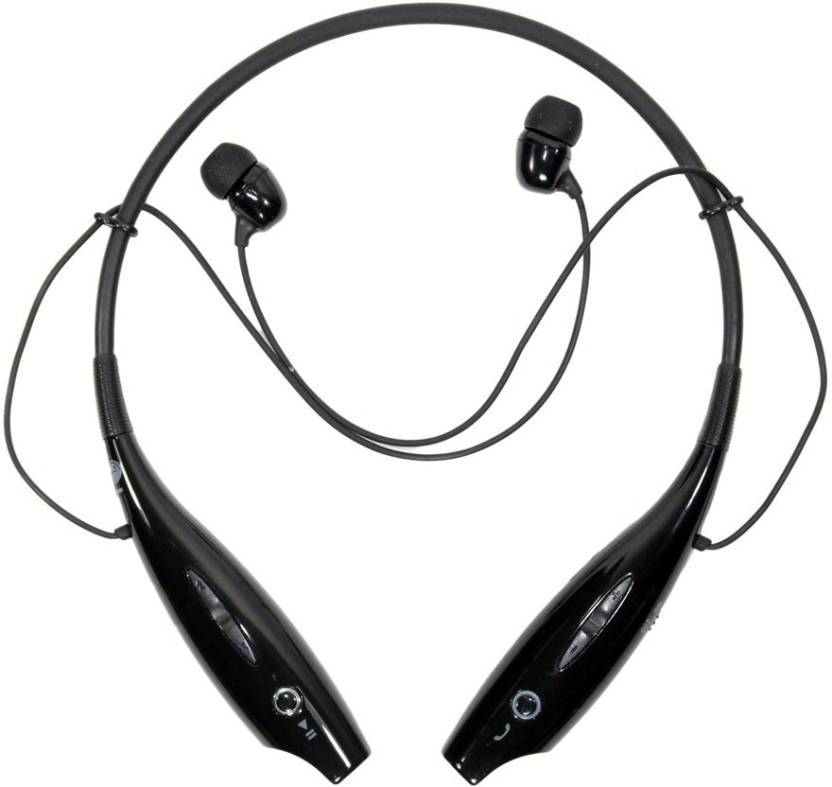 Jhp Hbs 730 Wireless Bluetooth Headset With Mic  Black