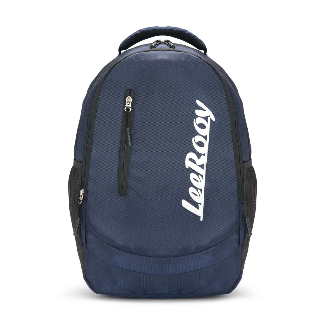 Leerooy Blue Soft Faveic Laptop Bags/ School Bags/ Office Bags / College Bags For Girls And Boys