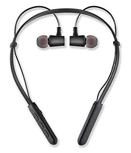 Shutterbugs B 11 Wireless Bluetooth Headset Sports Bluetooth Headphone Sweatproof Mic With Magnet Earphone Assorted