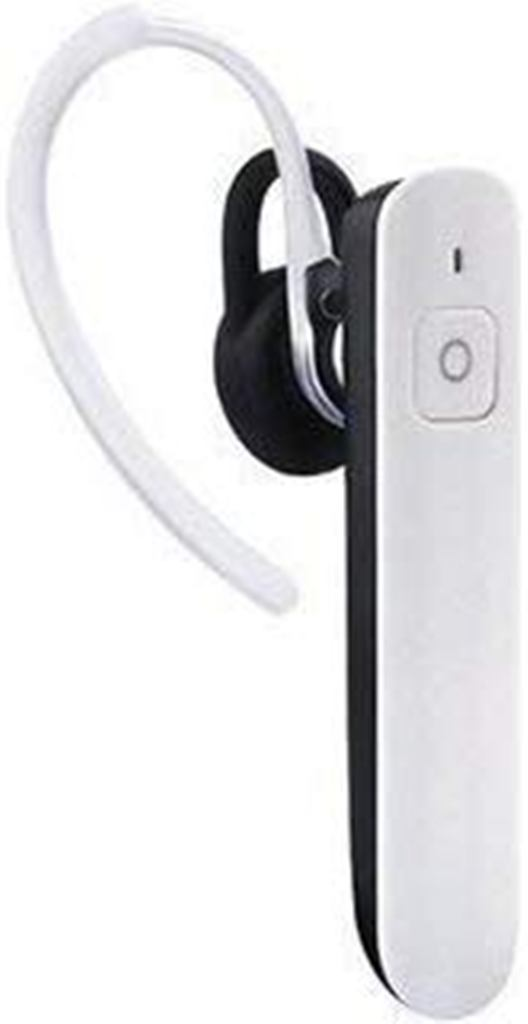esportic H904 Bluetooth Headset One Button Control Wireless headsets with mic for All Android Smartphone white