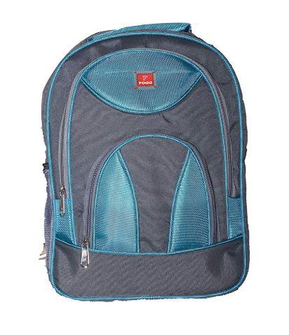 Proera Blue Polyester 25 Ltrs College Backpack Office Bags Shoulder Backpack For Men   Women