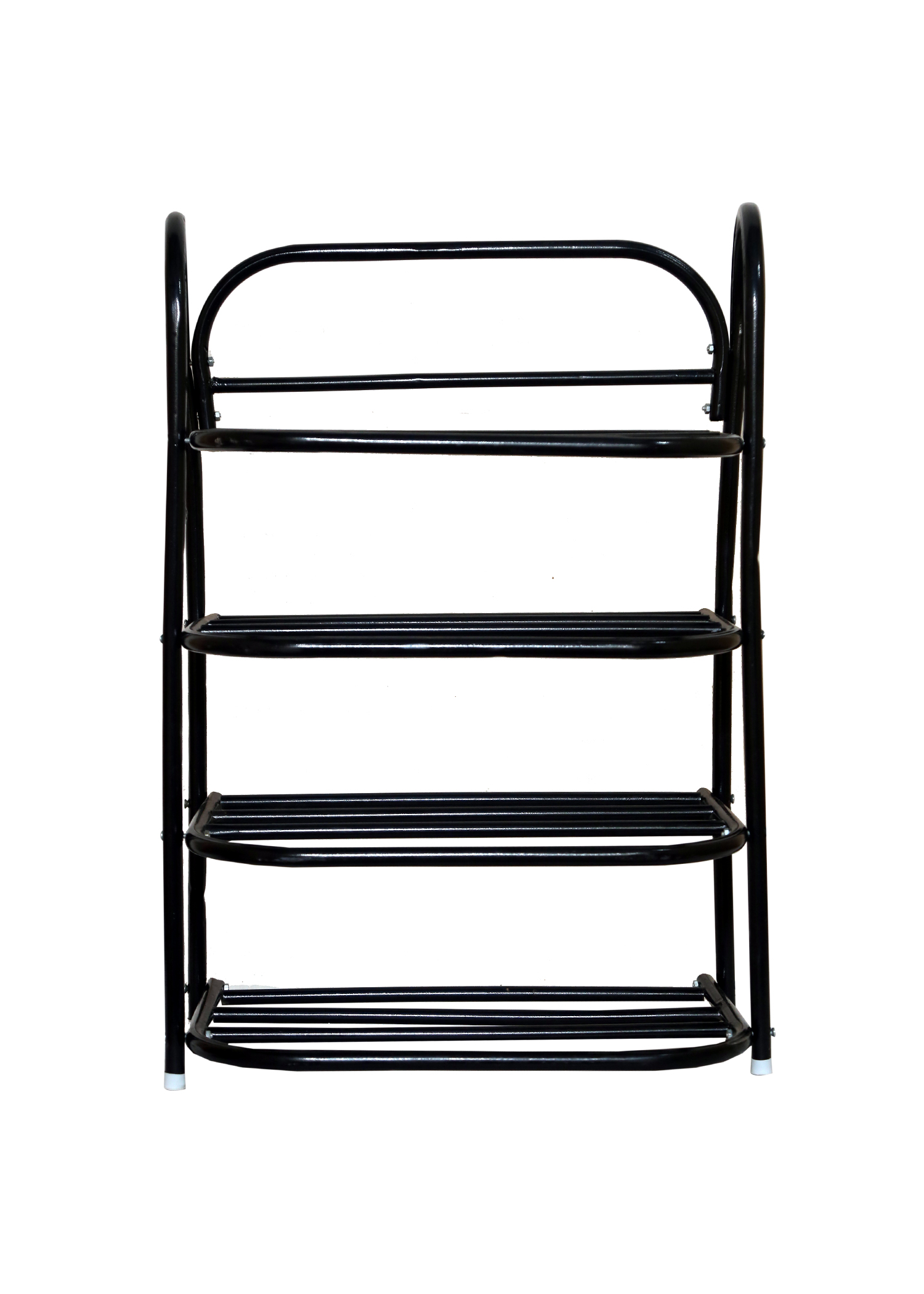 ANR STORE 4 LAYER STEEL SHOE RACK