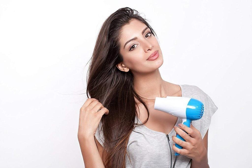 Professional Foldable Hair Dryer NV 1290 Perfect Hair Dryer