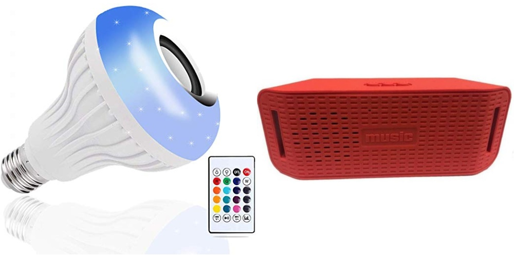Y3 Bluetooth Speaker And Bulb portable Bluetooth speaker || Bluetooth speaker with SD card and USB slot ||