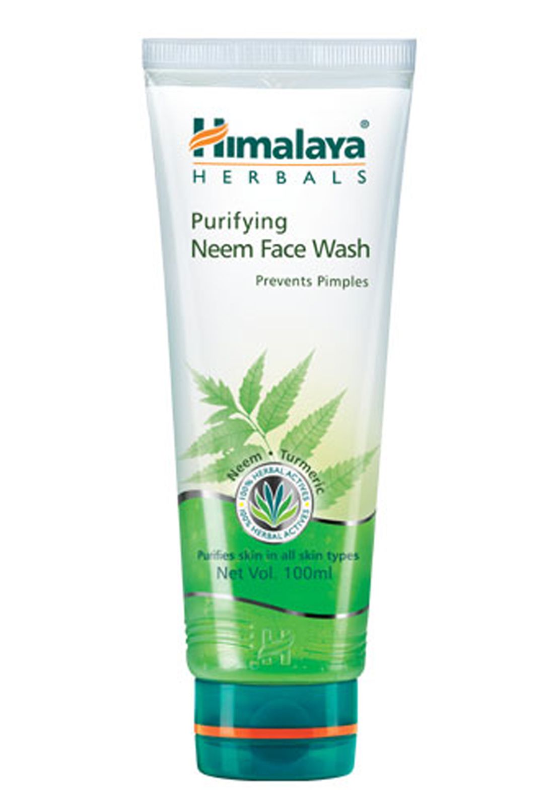 Himalaya Purifying Neem Face Wash Prevents Pimples 100ml