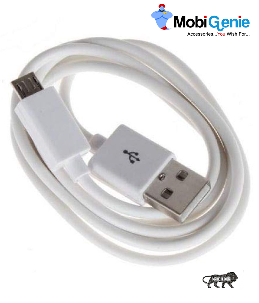 MobiGenie 2.4 Amp Micro USB Cable / Charging Cable With Fast Charging