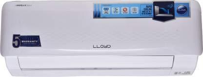 Lloyd 1 Ton 3 Star Split AC   White  LS12B32WACR, Copper Condenser