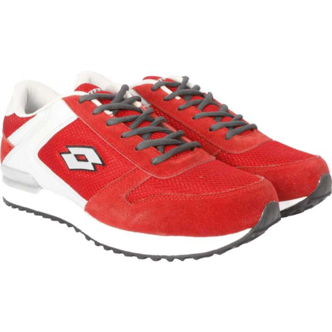 Lotto ZEBRA Running Shoes For Men  Red
