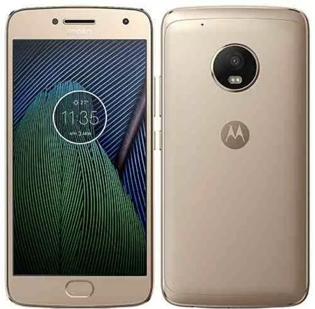 Motorola Moto G5 Plus 4  GB RAM 32  GB ROM Smartphone