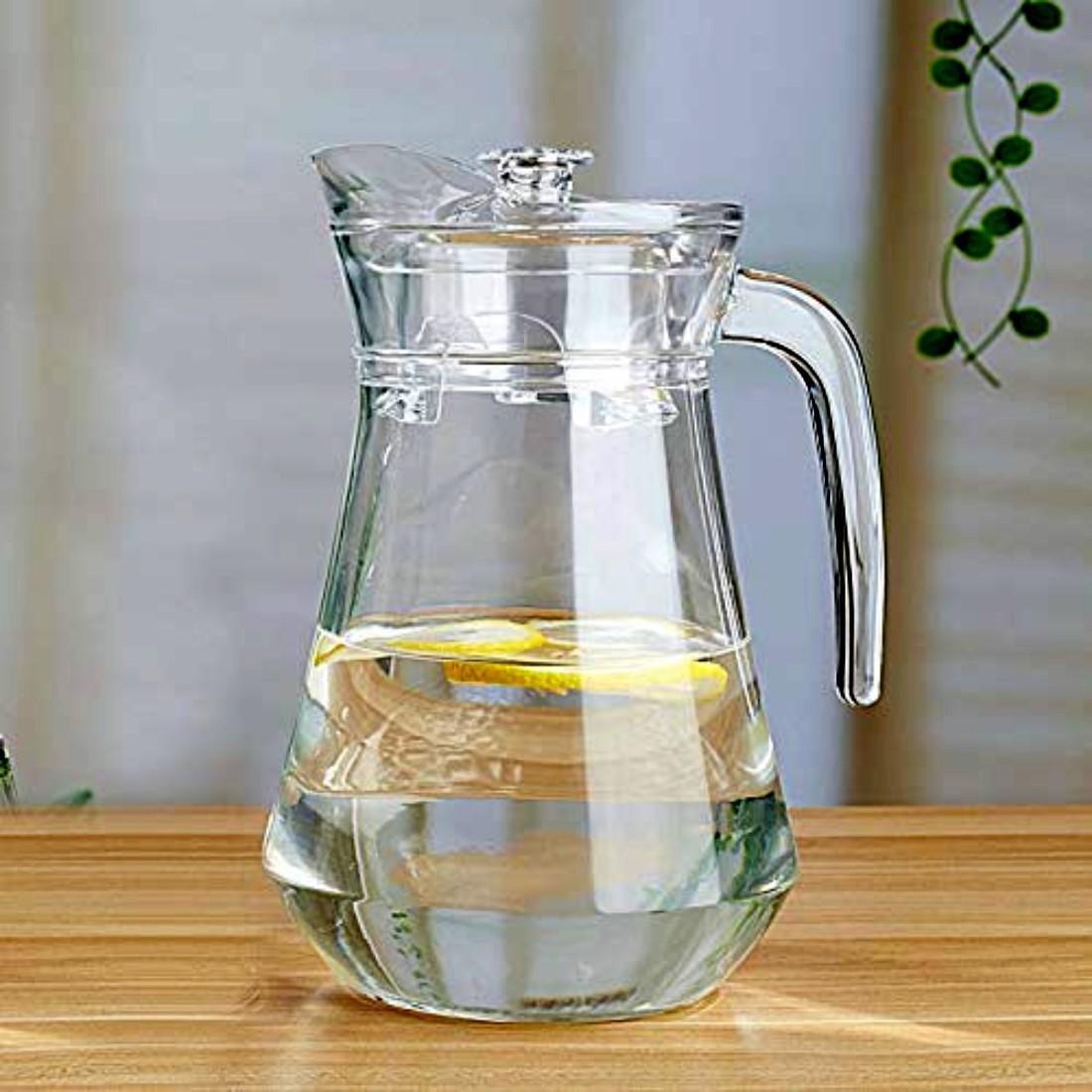 Imported New Design Transparent Water Jug 1.1L