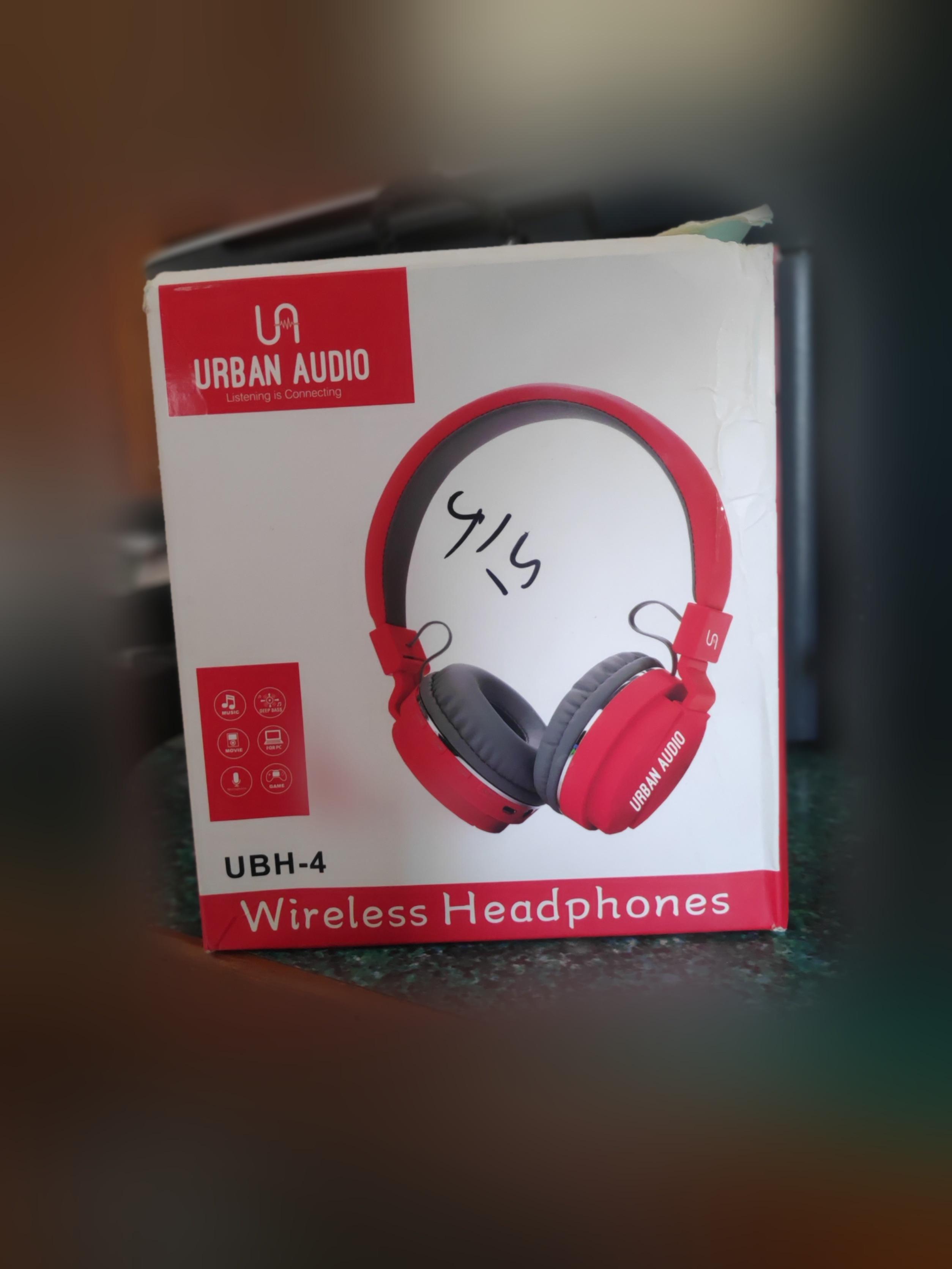 Urban Headphones