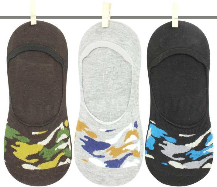 Men Women Solid Low Cut, Peds/Footie/No Show/ loafar socks  pack of 10 multicolor