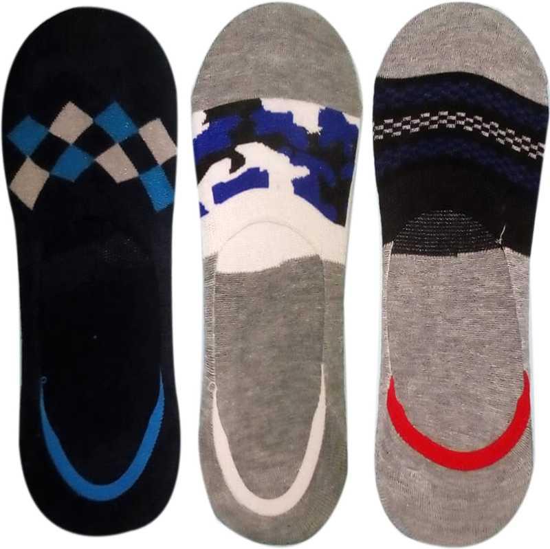 Men Women Solid Low Cut, Peds/Footie/No Show/ loafar socks  pack of 6 multicolor
