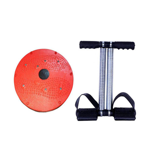 stylish steps Tummy Trimmer Double Spring With Free Tummy Twister with gym set