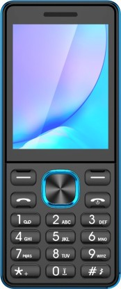 I KALL K18 New 2.4 Inches 6.1cm  Display Dual Sim Feature Phone