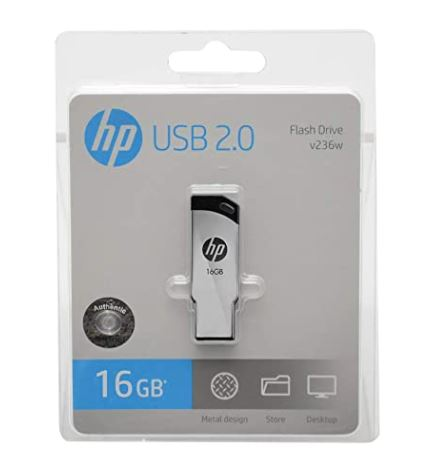 HP 16 GB Pen Drive