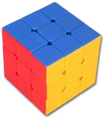 Sam Magic Cube 3X3X3 Speed RubikS Stickerless  1 Pieces