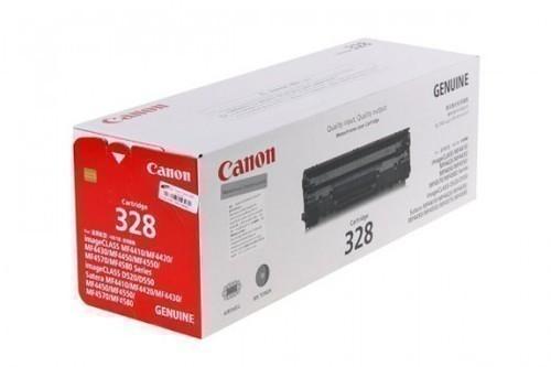 Canon 328 Black Toner Cartridge