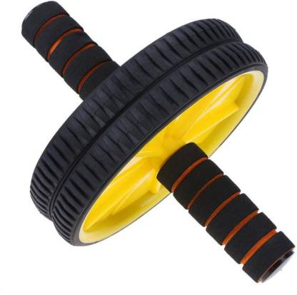 Kushahu TOTAL BODY FITNESS WORKOUT   Ab Roller Ab Wheel Ab Exerciser Ab Exerciser  Multicolor