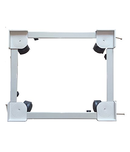 Heavy Duty Adjustable Front Top Loading Washing Machine/Refrigerator/Fridge/Dishwasher Trolley/Stand Samsung,LG, IFB,