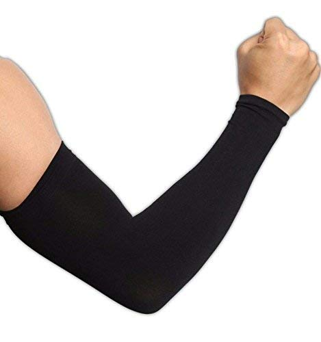 MPI UV Protection Dust Pollution Hand Cover Wrist Length Arm Sleeves 1 PAIR