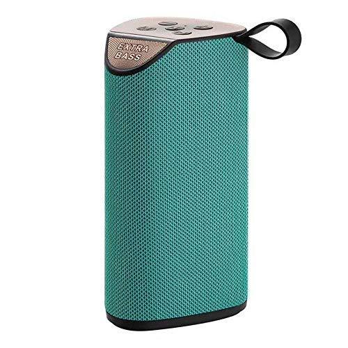 GT 111 Bluetooth Speaker Portable Outdoor Rechargeable Wireless Speakers Soundbar Sub Woofer Loudspeaker TF MP3 in Built