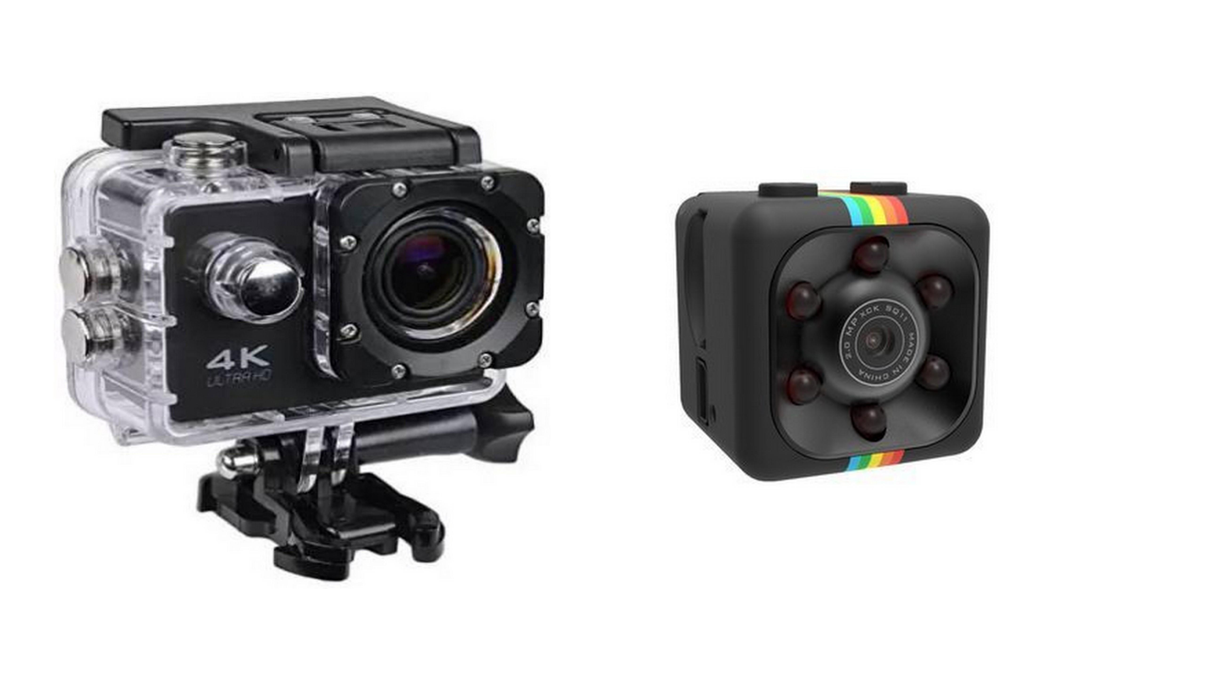 Bushwick Mini Hidden Camera 1080P HD Voice Video Recorder With 4k Android Camera.