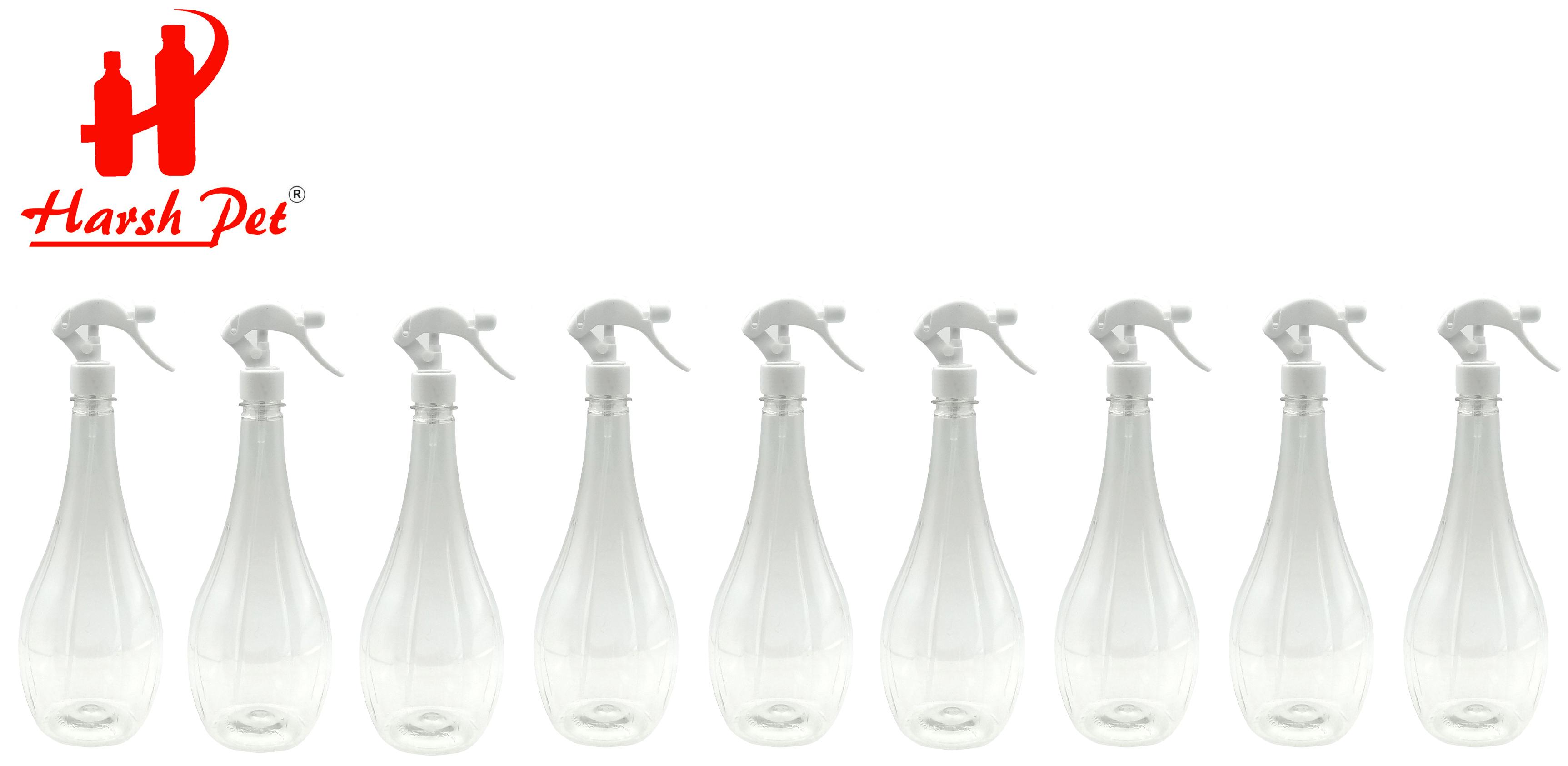 Harshpet Spray Bottle Set of 9  1000ml