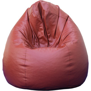 Bean Bag Cover XXXL/XXI/ XL / L Without Beans  Brown