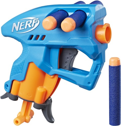 Nerf N Strike NanoFire  blue  Guns's Darts  Blue