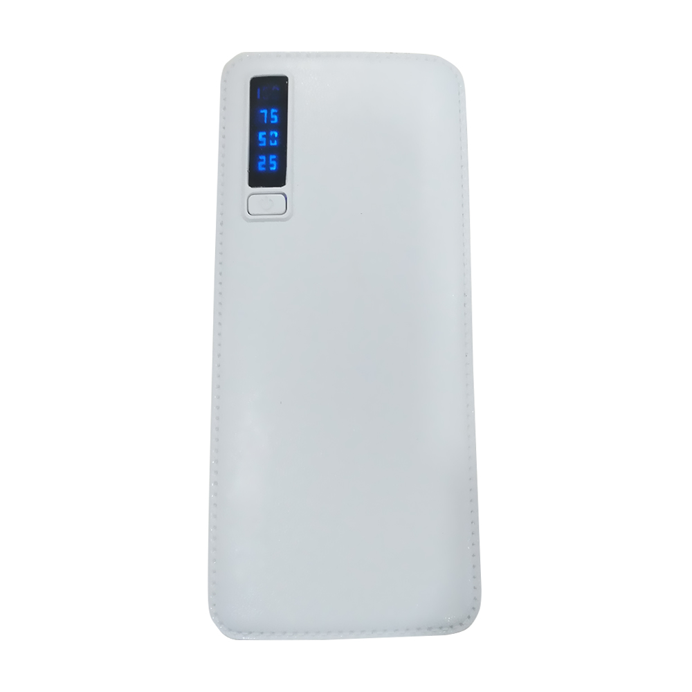 Raptech RT 132 Power 15000mAh Lithium ion Power Bank/Fast Charging Power Bank 3 Output Power Bank  White Black