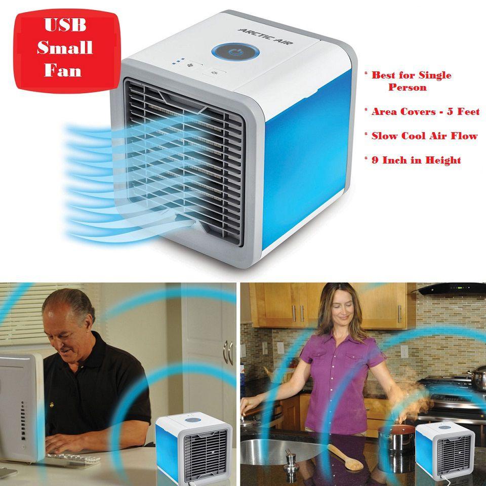 CKINDIA Arctic Air Portable 3 in 1 Conditioner Humidifier Purifier Mini Cooler Arctic Air Humidifier
