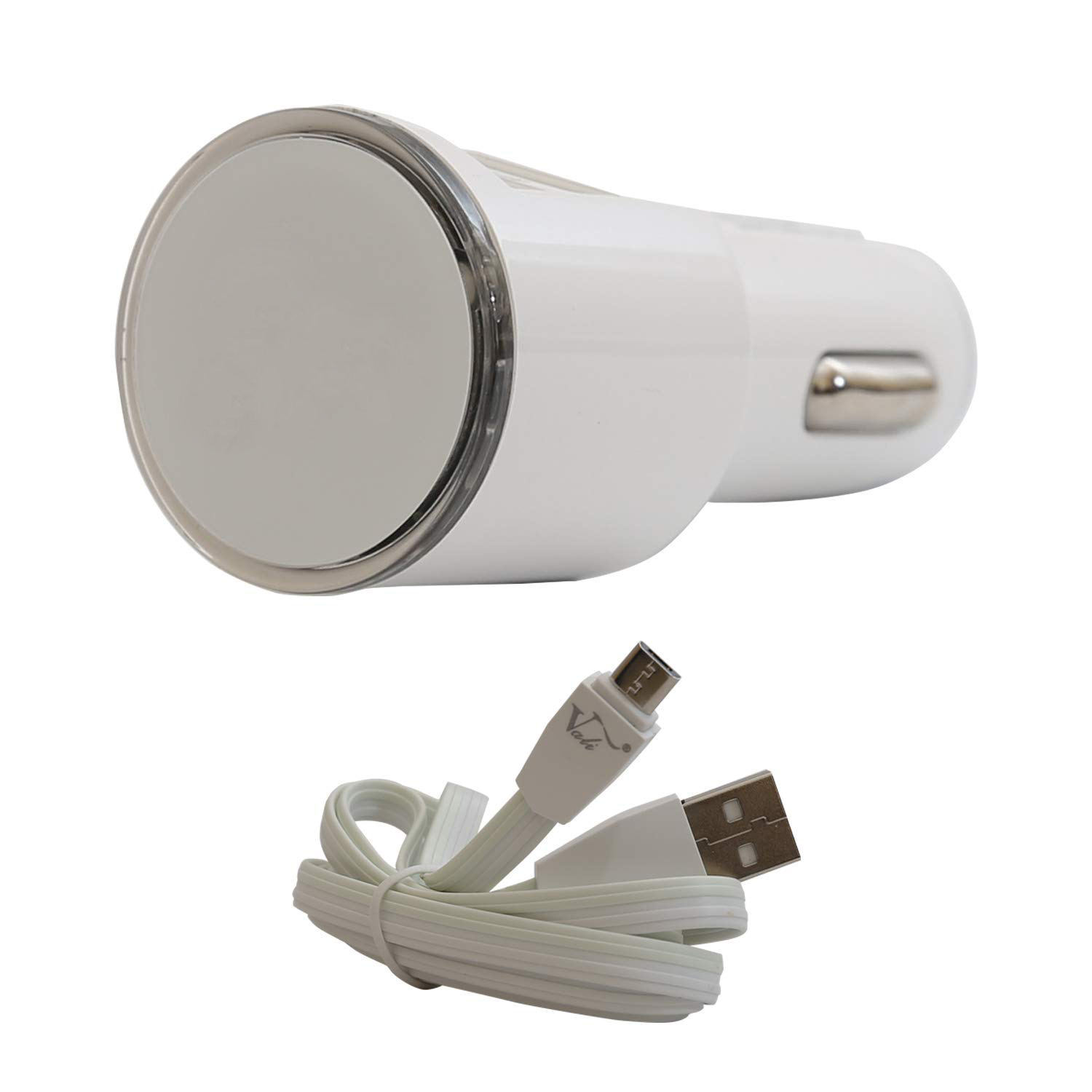 BonnyM 3.4A Car Charger with cable