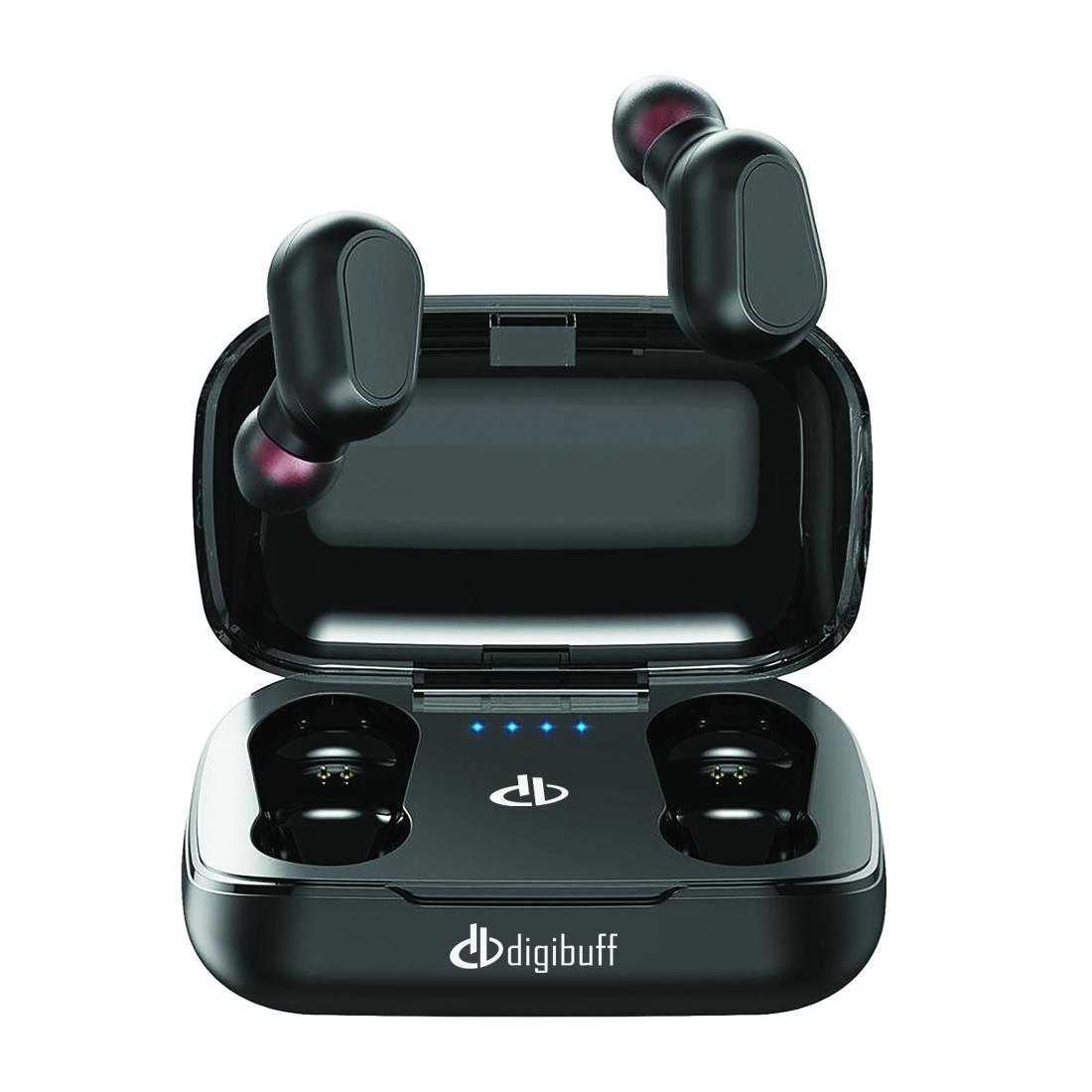 Digibuff L21TWS Digipods Wireless Earphones Bluetooth 5.0 Headphones Mini Stereo Earbuds Sport Headset Bass Sound