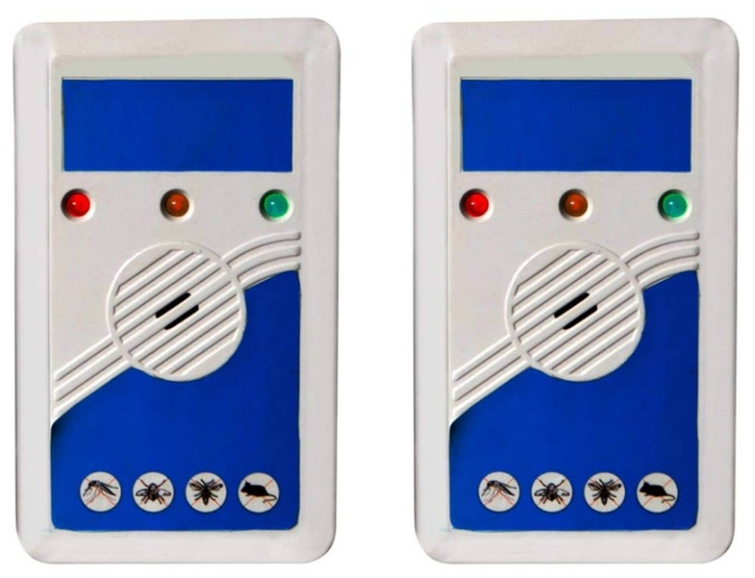 Yuvi Traders 6 in 1 Peston Insect Pest Killer cum Electric Health Care System Set of 2