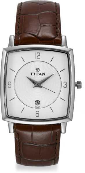 Titan Men Classic Analog Watch NH9159SL01
